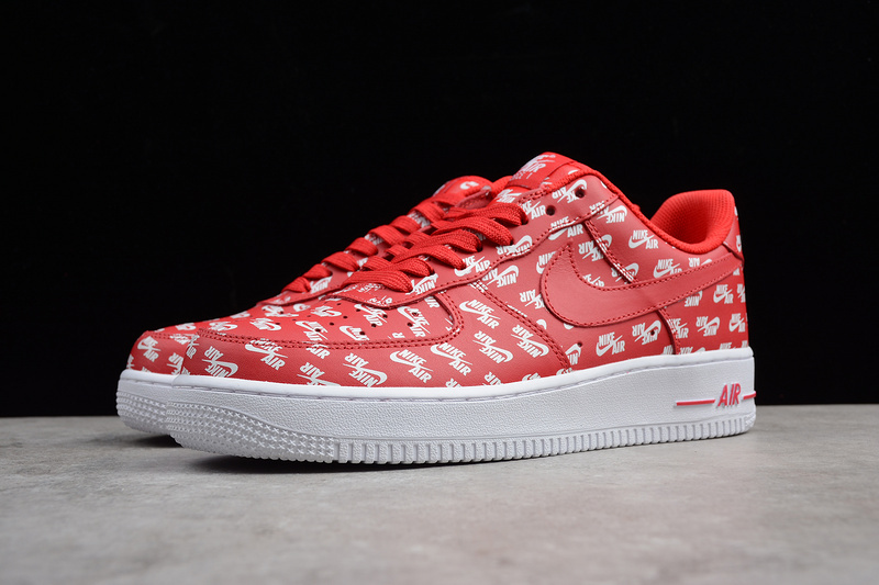 air force 1 blanche et rouge femme nike,Nike Air Force 1'07