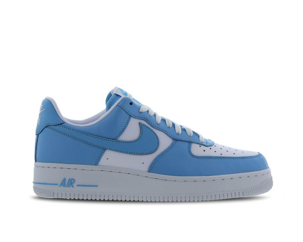 air force 1 bleu et rose