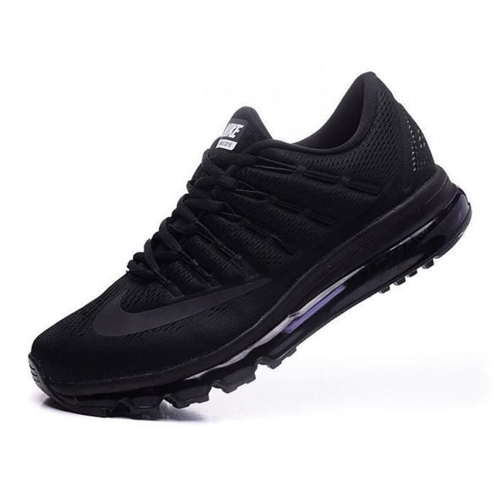 air max 2016 homme cdiscount,NIKE Air max 2016 Homme Basket Running Chaussures noir Taille 40