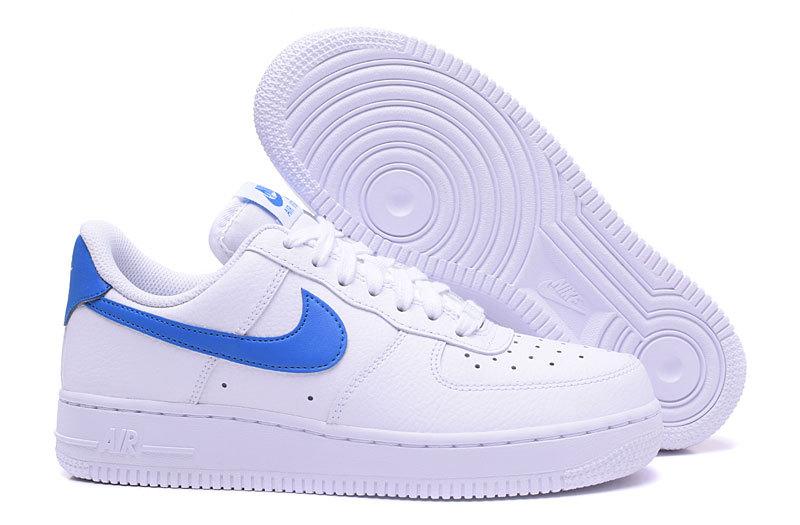 air force 1 femme bleu