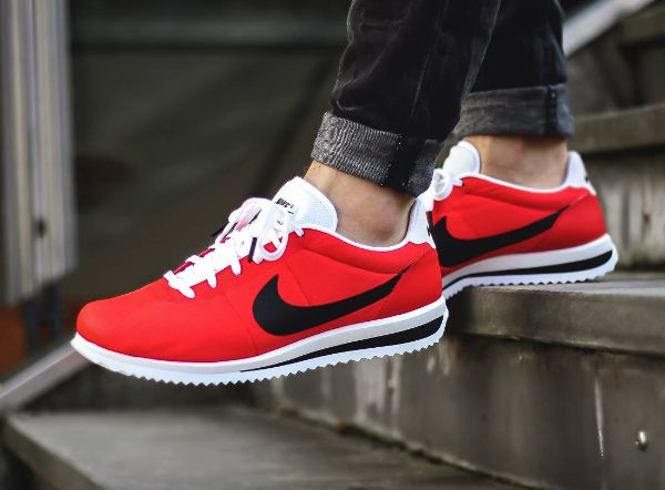 homme nike cortez ultra rouge et noir,Nike Air Max 1 Ultra